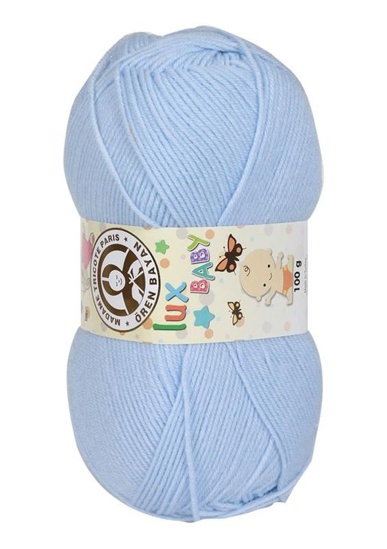 ÖREN BAYAN - Ören Bayan Lux Baby El Örgü İpi Açık Mavi 117