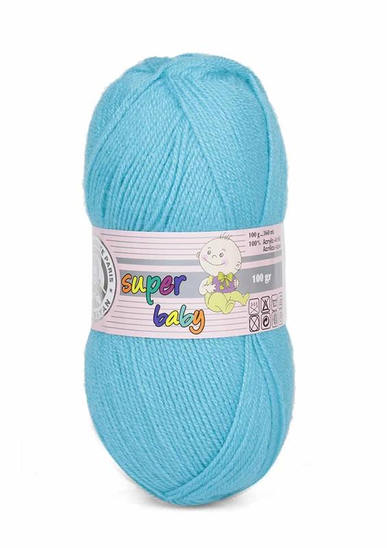 ÖREN BAYAN - Ören Bayan Süper Baby El Örgü İpi Mavi 023