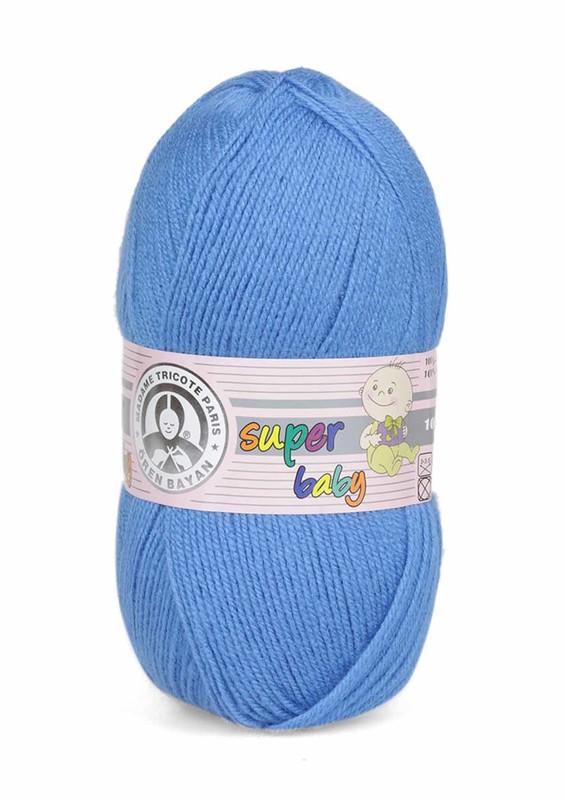 ÖREN BAYAN - Ören Bayan Süper Baby El Örgü İpi Mavi 015