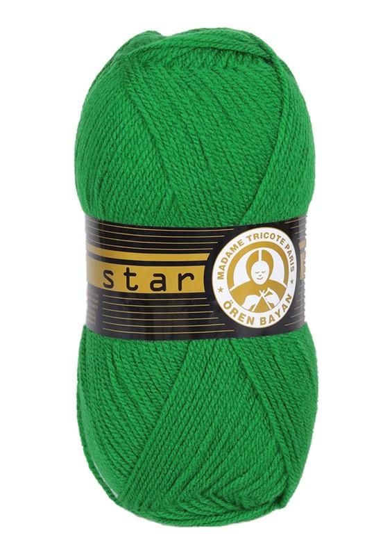 ÖREN BAYAN - Ören Bayan Star El Örgü İpi Yeşil 120