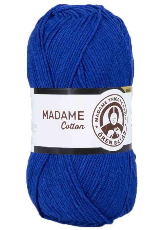 ÖREN BAYAN - Ören Bayan Madame Cotton El Örgü İpi Koyu Mavi 012