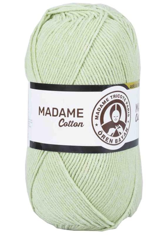 ÖREN BAYAN - Ören Bayan Madame Cotton El Örgü İpi Yeşil 019