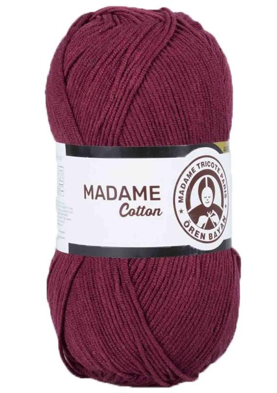 ÖREN BAYAN - Ören Bayan Madame Cotton El Örgü İpi Bordo 010