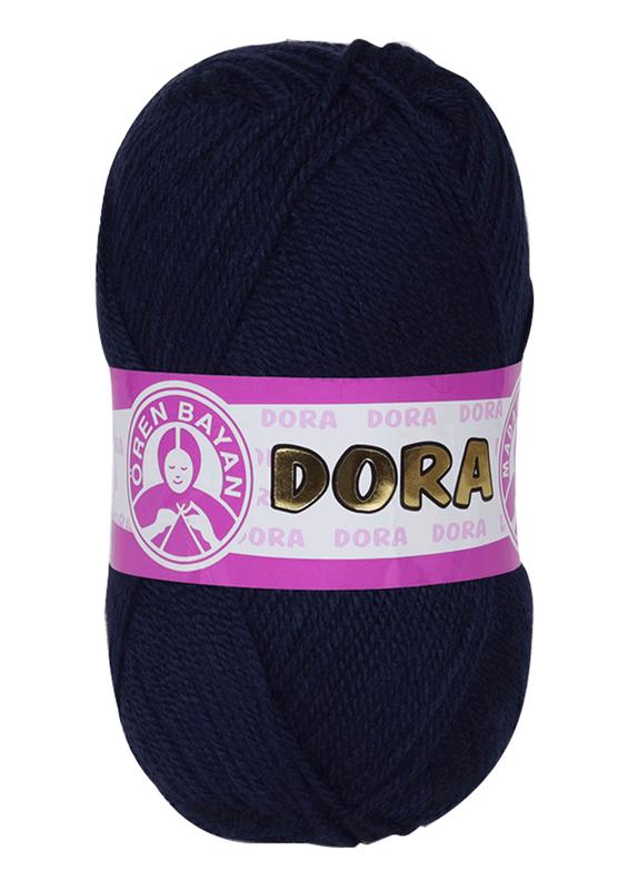 ÖREN BAYAN - Ören Bayan Dora El Örgü İpi Lacivert 019