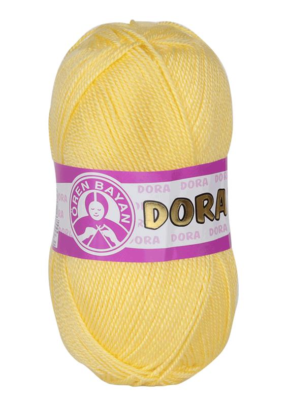 ÖREN BAYAN - Ören Bayan Dora El Örgü İpi Sarı 027