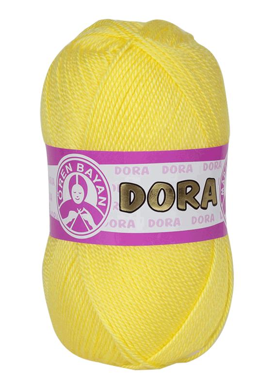ÖREN BAYAN - Ören Bayan Dora El Örgü İpi Sarı 028