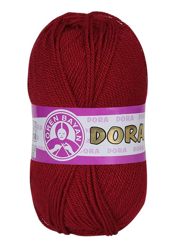 ÖREN BAYAN - Ören Bayan Dora El Örgü İpi Kırmızı 033