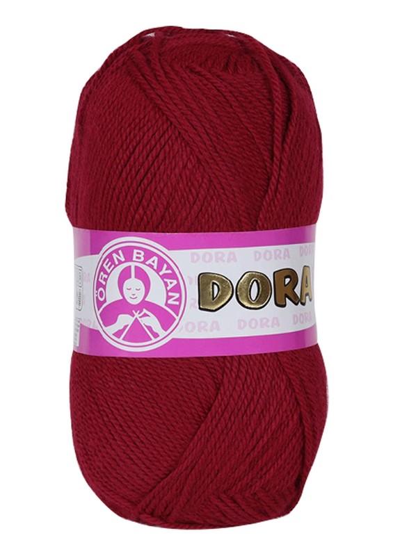 ÖREN BAYAN - Ören Bayan Dora El Örgü İpi Kırmızı 034