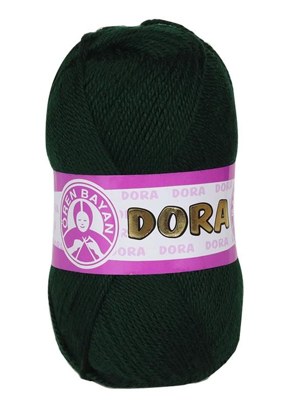ÖREN BAYAN - Ören Bayan Dora El Örgü İpi Koyu Yeşil 088