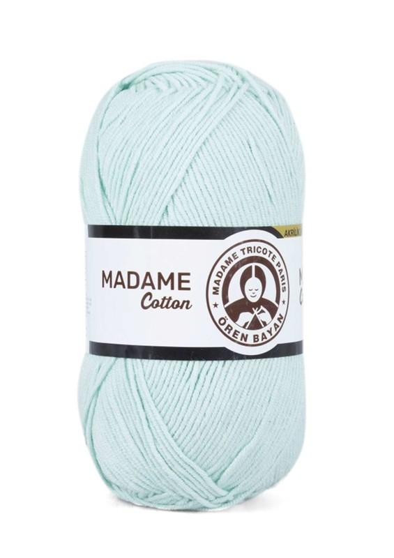 ÖREN BAYAN - Ören Bayan Madame Cotton El Örgü İpi Yeşil 017