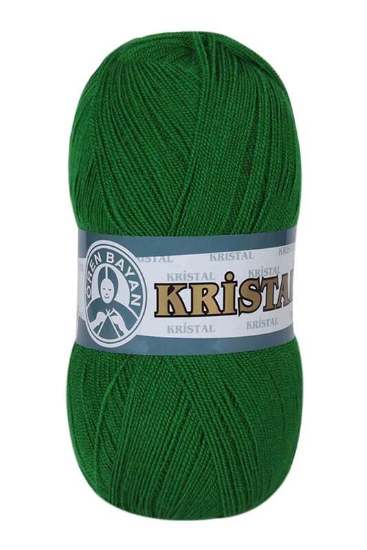 ÖREN BAYAN - Ören Bayan Kristal El Örgü İpi Yeşil 120