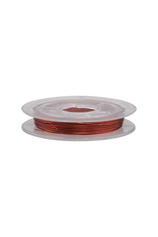 SİMİSSO - Renkli Tel 0.1 mm | Bakır