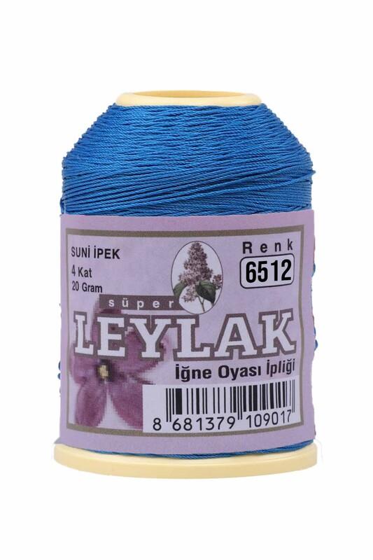 LEYLAK - Leylak Suni İpek Oya İpi 20 gr 6512