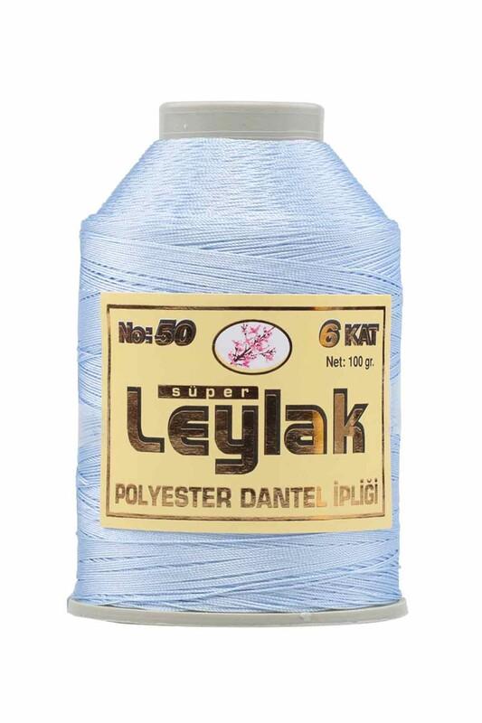 LEYLAK - Leylak Dantel ve Oya İpi 100 Gr 579