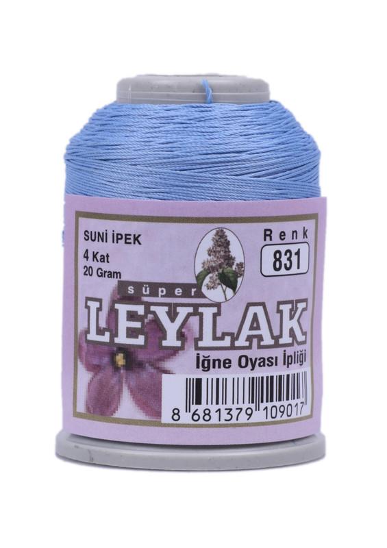 LEYLAK - Leylak Suni İpek Oya İpi 20 gr 831