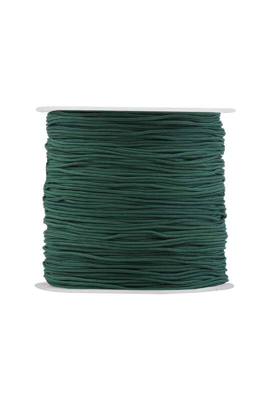 SİMİSSO - Paraşüt İpi 100 Metre | Yeşil