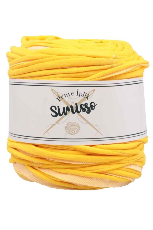 SİMİSSO - Penye İp Sarı 705