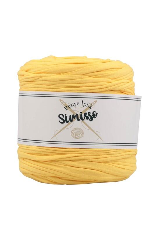 SİMİSSO - Penye İp Sarı 706