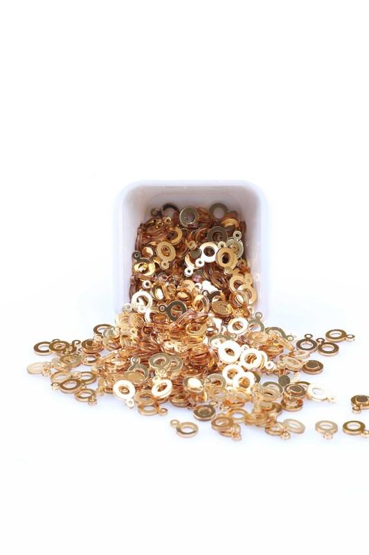 PULSAN - Pulsan Pul Altın Kulplu Halka 064 20 gr