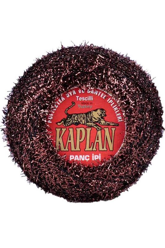 KAPLAN - Kaplan Punch İpi Kahverengi