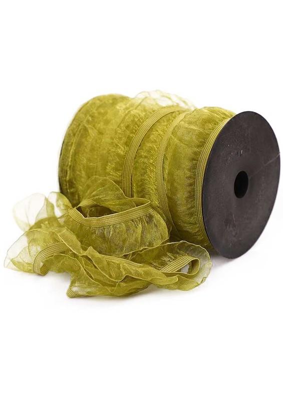 SEVİNÇ - Sevinç Lastikli Şerit 022 | Yeşil