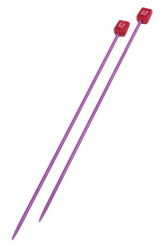 ERCÜ - Ercü Renkli Kısa Şiş 20 cm 2,5 mm