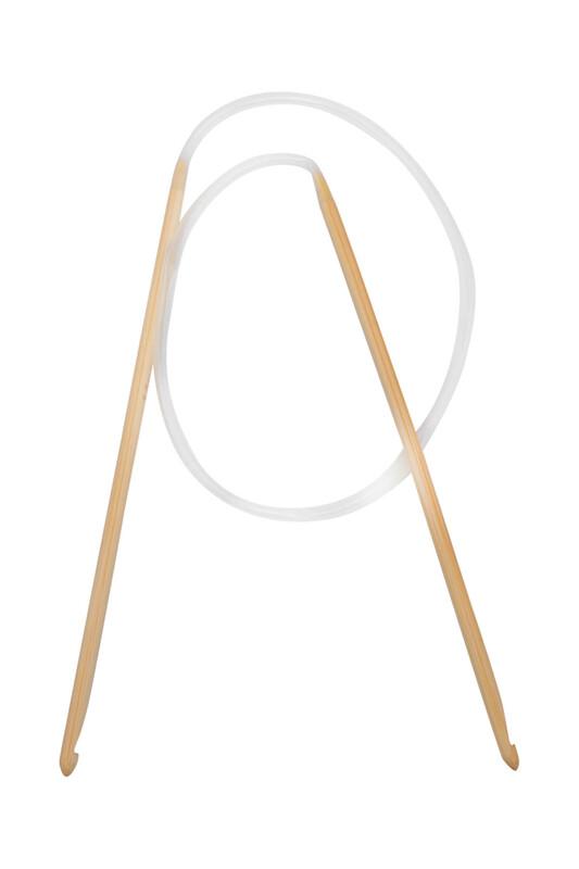 YABALI - Yabalı Bambu Gagalı Misinalı Şiş 60 cm YBL-341   Standart