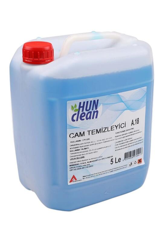 HUN CLEAN - Hun Clean Cam Temizleyici 5 Lt