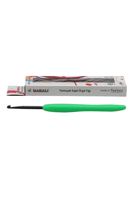 YABALI - Yabalı Yumuşak Saplı Örgü Tığı 4 mm