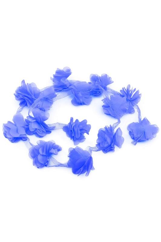 SİMİSSO - Lazer Kesim Şerit Çiçek Saks 1m